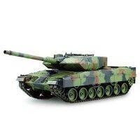 Panzer 1:16  Leopard 2A6  - 2,4GHz Rauch- & Sound,...