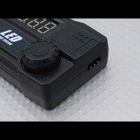 Turnigy LED Servo Tester für bis zu 4 Servos