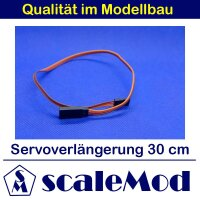 scaleMod Servoverlängerung 26AWG 30cm (5 Stk)