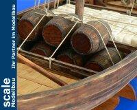 Knarr Wikingerschiff 1:35 Baukasten