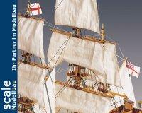 Bounty HMS 1:50 Baukasten
