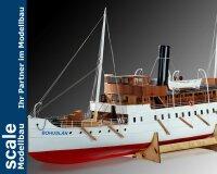 Bohuslän Dampfschiff 1:45  Bausatz