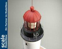 Leuchtturm Sälskär Laser Kartonbausatz