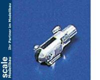 Krick Gabelkopf Alu M4 (2 Stk.) #50134