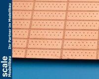 Krick Kupferplatten 6x18mm Ätzplatte 2x 182 St. 1:64...