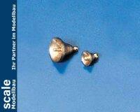 Schiffsglocke 6 mm Metall  (VE2)