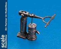 Krick Wasserpumpe einfach H18mm Metallkit #61031
