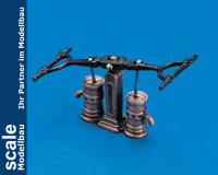 Krick Wasserpumpe doppelt H18mm Metallkit #61033