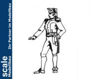 Krick Marine Offizier 22mm 1:86 bis 1:72 #62210