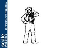 Krick Marine Seemann 25mm 1:76 bis 1:64 #62222