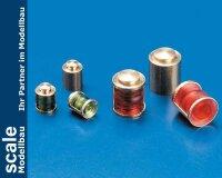 Positionslaternen grün/rot 5 mm (Paar)