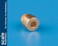 Anschlussbuchse für Wellen-Ø 3 mm