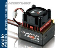 Fahrtregler Quicrun WP10BL60S Brushless Sensor