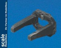 Krick Motorträger einstellbar 50×80 mm #71482