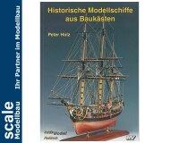 Buch Hist. Modellschiffe Peter Holz