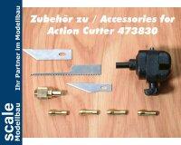 Krick Action Cutter Griff einzeln Amati #473830
