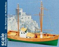 Amalfi Fischerboot Baukasten