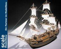 Bounty HMS 1:60 Baukasten