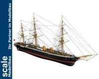 HMS Warrior 1:100 Baukasten