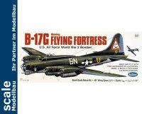 Krick B-17G Flying Fortress Balsabausatz Guillows #gu2002