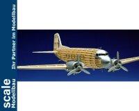 Krick Douglas DC-3 Balsabausatz Guillows #gu804