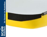 Gummi Bumperplatte 300x75mm fein (VE1)