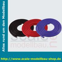 Scalemod Silikon Kabel Flex 12AWG (1-100  Meter) Rot