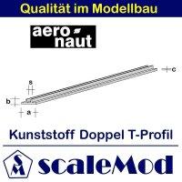 Aeronaut (7714/66) Messing Doppel-T 330mm /...