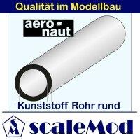 Aeronaut (7719/11) Kunststoff (ASA) Rohre  rund 330mm...