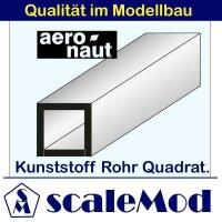Aeronaut (7719/49) Kunststoff (ASA) Rohre  Quadrat 330mm...