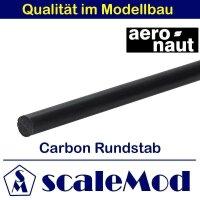 Aeronaut (7751/31) Carbon Rundstäbe 1000 mm 1,0 mm