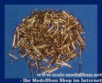 Aeronaut Drahtstifte Eisen (verm.) Flako 0,8x8 mm VE 10