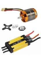 D-Power D-Power Brushless Set AL 2835-6 & 45A URANUS...