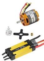 D-Power D-Power Brushless Set AL 35-09 & 65A URANUS...