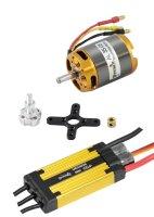 D-Power D-Power Brushless Set AL 35-08 & 65A URANUS...