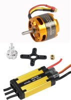 D-Power D-Power Brushless Set AL3530-10 & 45A URANUS...