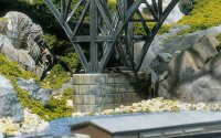 Betonbrückenpfeiler