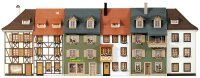 6 Reliefhäuser