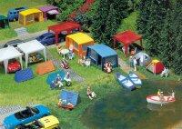 Camping-Zelte-Set