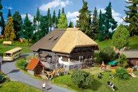 Schwarzwaldhof mit Strohdach
