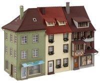 3 Kleinstadthäuser