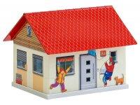 BASIC Einfamilienhaus, inkl. 1 Bemalvariante